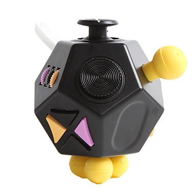 Stres Giderici Masa Oyunu Fidget Cube Oyuncaklar ADD, DEHB, Anksiyete, Otizm Giderilir Ofis Masası Oyuncakları Odak Çal Stres ve