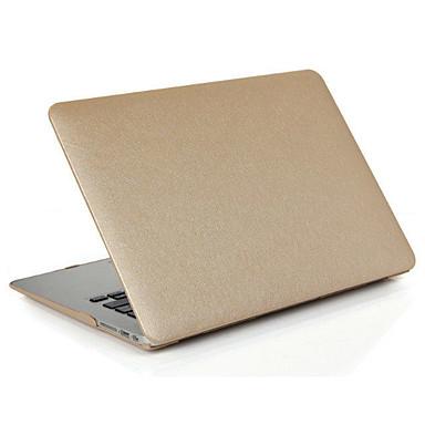 jedwab wzór pu skóra ochraniacz twarde etui folia ekran MacBook Air 11,6 13,3