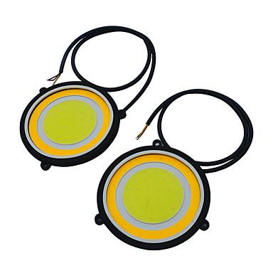 voordelige Automistlampen-JIAWEN 2pcs Automatisch Lampen 3.6W COB LED Exterieur Lights / Werklamp / Richtingaanwijzerlicht