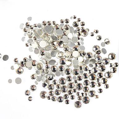 400-500pcs/bag Biżuteria do paznokci Inne dekoracje Błyskotki Modny Słodkie Połyskujące Ślub Wysoka jakość Codzienny