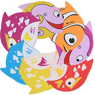 Uimalakit Kids Silikoni Pinkki Punainen Oranssi Keltainen Sininen