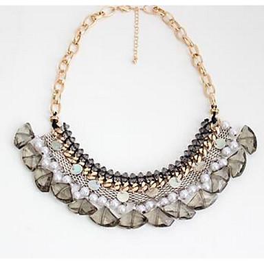 Pentru femei Coliere cu Pandativ imitație de diamant Piatră Preţioasă La modă Euramerican Bijuterii Pentru Petrecere Ocazie specială