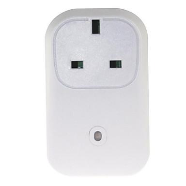 Brytyjskie przepisy wifi inteligentne gniazdo telefon app pilota zdalne sterowanie zdalne sterowanie wifi smart socket