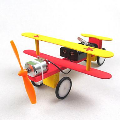 مجموعات البناء ألعاب العلوم و الاكتشاف ألعاب تربوية ألعاب طيارة اصنع بنفسك كهربائي صبيان فتيات قطع