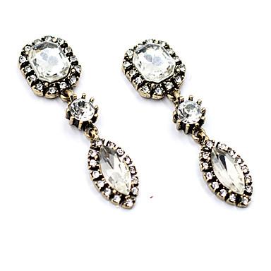 Γυναικεία Κρυστάλλινο Μοναδικό Μοντέρνα Euramerican Κοσμήματα Για Γάμου Πάρτι Γενέθλια
