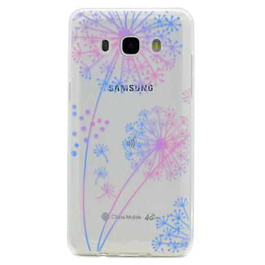 غطاء من أجل Samsung Galaxy J7 Prime J5 Prime شفاف نموذج غطاء خلفي الهندباء ناعم TPU إلى J7 Prime J5 Prime J5 (2016) J3 Prime J3 (2016) J2