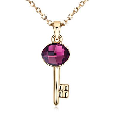 Γυναικεία Κρεμαστά Κολιέ Κρυστάλλινο Κοσμήματα Βασικό Κοσμήματα Για Πάρτι Γενέθλια