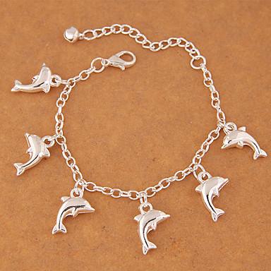 Pentru femei Brățări cu Talismane La modă costum de bijuterii Aliaj Animal Shape Bijuterii Pentru Petrecere