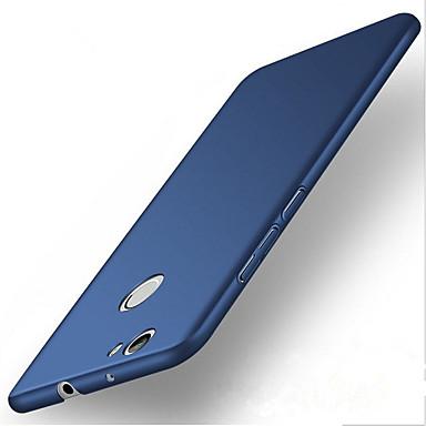 Varten Himmeä Etui Takakuori Etui Yksivärinen Kova PC varten HuaweiHuawei P9 Huawei P9 Lite Huawei P9 Plus Huawei Mate 9 Huawei Mate 9