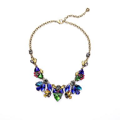 Pentru femei Toroane Coliere Flower Shape Design Unic Bijuterii Pentru Zi de Naștere Cadouri de Crăciun