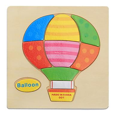 بطاقات تعليمية تركيب تركيب خشبي ألعاب الألغاز ألعاب تربوية ألعاب الحيوانات اصنع بنفسك للأطفال الأطفال 1 قطع