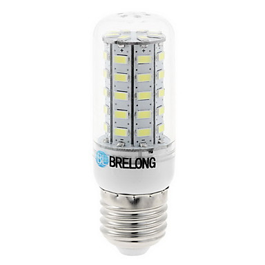 4W 350 lm E14 G9 GU10 B22 E26/E27 LED-maïslampen 48 leds SMD 5630 Decoratief Warm wit Koel wit AC 100-240V AC 220-240V