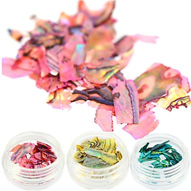 1 bottle Unghiul de bijuterii Glitter & Poudre Alte decoratiuni Glitters Modă Încântător Nuntă Calitate superioară Zilnic