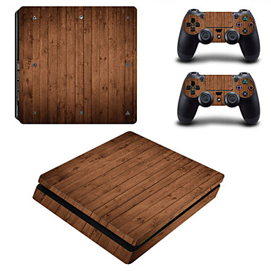 olcso Videojáték tartozékok-B-SKIN Matrica Kompatibilitás PS4 Slim ,  Matrica PVC 1 pcs egység