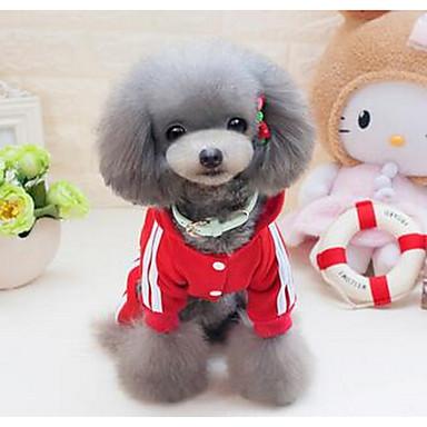 Pies Płaszcze Ubrania dla psów Urocza Księżniczka Gray Yellow Czerwony Niebieski Kostium Dla zwierząt domowych