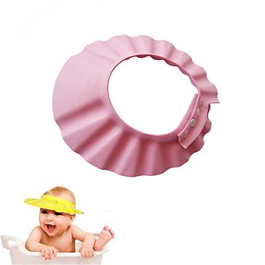 1pc Adjustable Baby Hat Toddler Kids Shampoo Bath Bathing Shower Cap Wash Hair Shield Direct Visor Caps For Children Baby Care