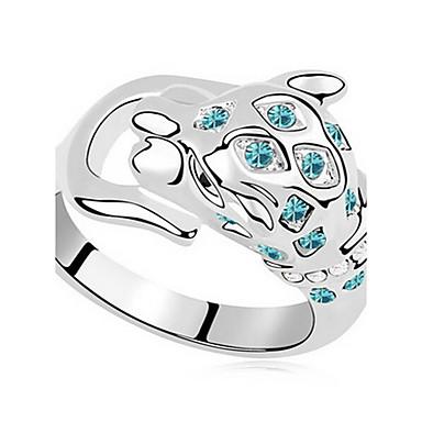 Erkek Kadın's Yüzük Mücevher Çiçek Temel Euramerican Sentetik Taşlar Mücevher Mücevher Uyumluluk Parti Özel Anlar