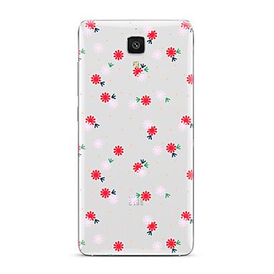 Için Şeffaf Temalı Pouzdro Arka Kılıf Pouzdro Karikatür Yumuşak TPU için XiaomiXiaomi Mi 5 Xiaomi Mi 4 Xiaomi Mi 5s Xiaomi Mi 5s Plus