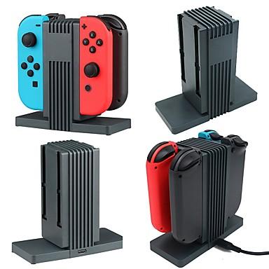 USB Piller ve Şarj Aletleri Uyumluluk Nintendo Anahtarı,ABS Piller ve Şarj Aletleri Şarj Edilebilir # Kablolu