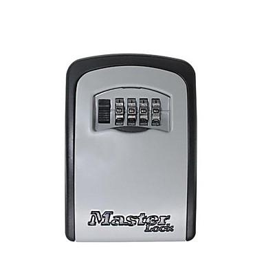 Comandă combinație cheie cutie de blocare pe perete montare 4 cifre rezistent la intemperii resetable caseta de depozitare chei