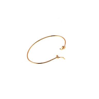 للمرأة أساور اصفاد مجوهرات موضة سبيكة Circle Shape مجوهرات هدايا عيد الميلاد حزب هدية الفالنتين
