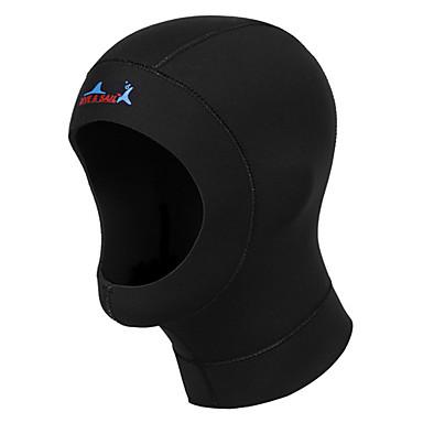 Dive&Sail Unisex 3mm Glugi de Scufundări Keep Warm Respirabil Bumbac Diving Suit Pălării-Scufundare Iarnă Toamnă Clasic