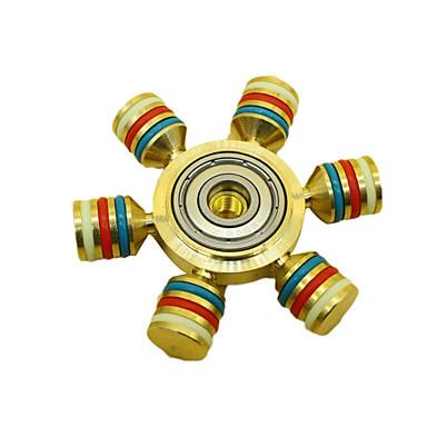 Fidget Spinners Przędzarka ręczna Wysoka prędkość Zwalnia ADD, ADHD, niepokój, autyzm Zabawki biurkowe Focus Toy Stres i niepokój Relief