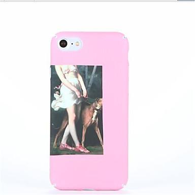 Için Temalı Pouzdro Arka Kılıf Pouzdro Seksi Kadın Sert PC için AppleiPhone 7 Plus iPhone 7 iPhone 6s Plus iPhone 6 Plus iPhone 6s iphone