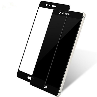 przez Huawei P9 p9 powiększonej cf łamane krawędzi na całym ekranie folii przeciwwybuchowe szkło nadaje się do Huawei mat 9
