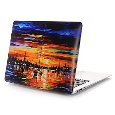 macbook kotelo öljymaalaus pvc materiaali mac tapauksissa& Mac-laukut& mac hihat