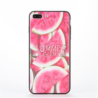 Için Satandlı Temalı Pouzdro Arka Kılıf Pouzdro Meyve Sert PC için AppleiPhone 7 Plus iPhone 7 iPhone 6s Plus iPhone 6 Plus iPhone 6s
