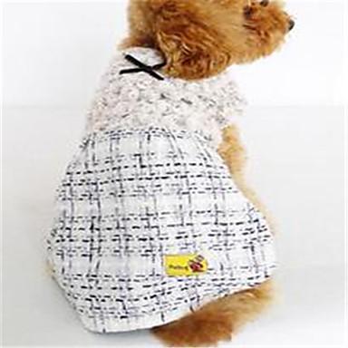 Köpek Elbiseler Köpek Giyimi Günlük/Sade İngiliz Kostüm Evcil hayvanlar için