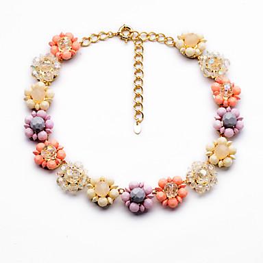 Pentru femei Toroane Coliere Flower Shape Design Unic La modă Bijuterii Pentru Nuntă