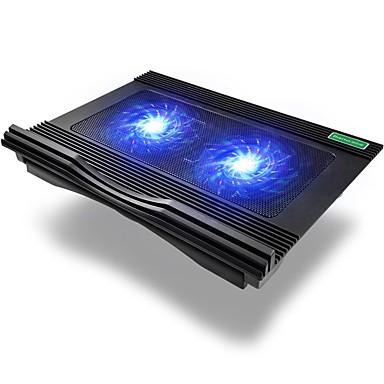 Stativ Ajustabil Macbook Tableta Laptop Stați cu ventilator de răcire Metal