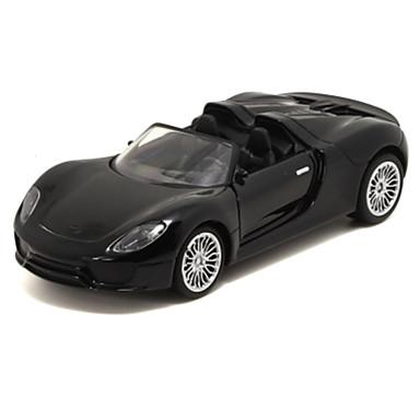 Spielzeug-Autos Rennauto Spielzeuge Aufziehbare Fahrzeuge Musik & Licht Auto Metal Stücke Unisex Geschenk