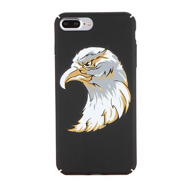 Için Kılıflar Kapaklar Temalı Arka Kılıf Pouzdro Baykuş Sert PC için AppleiPhone 7 Plus iPhone 7 iPhone 6s Plus iPhone 6 Plus iPhone 6s