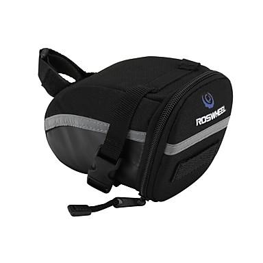 حقيبة الدراجة حقيبة السراج للدراجة مقاوم للماء يمكن ارتداؤها مقاومة الهزة متعددة الوظائف حقيبة الدراجة PVC 600D بوليستر حقيبة الدراجة