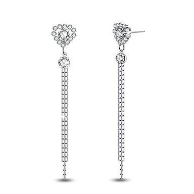 Bărbați Pentru femei Cercei Stud Inimă La modă stil minimalist Clasic Elegant Argilă Heart Shape Bijuterii PentruNuntă Petrecere Zi de