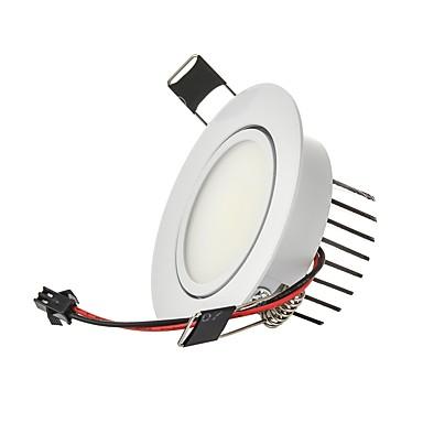6W 540lm 2G11 LED Tavan Spot Încastrat 1 LED-uri de margele COB Intensitate Luminoasă Reglabilă / Decorativ Alb Cald / Alb Rece 110-130V