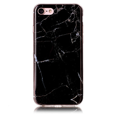 غطاء من أجل Apple iPhone 7 Plus iPhone 7 IMD غطاء خلفي حجر كريم ناعم TPU إلى iPhone 7 Plus iPhone 7 iPhone 6s Plus ايفون 6s iPhone 6 Plus