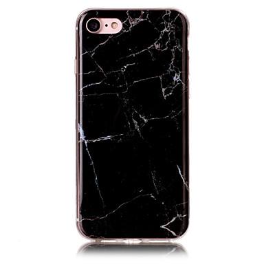 Pentru iphone 7 7 plus coperta casei imd coperta spate caz marmura soft tpu pentru iphone 6s 6 plus 6s 6 se 5s 5 5c 4