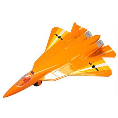 Modellbausätze Aufziehbare Fahrzeuge Flugzeug Spielzeuge Flugzeug Kämpfer Kunststoff Stücke Unisex Geschenk