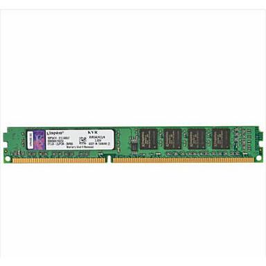 Kingston RAM 4 γρB DDR3 1600MHz Μνήμη Desktop