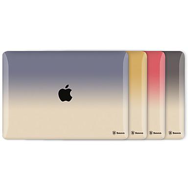 MacBook Hoes voor Macbook Kleurgradatie Polycarbonaat Materiaal