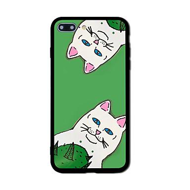 Maska Pentru iPhone 7 Plus iPhone 7 iPhone 6s Plus iPhone 6 Plus iPhone 6s iPhone 6 iPhone 5 Apple Model Capac Spate Desene Animate Greu