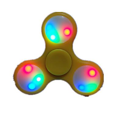 Spinner antistres mână Spinner Iluminat Ameliorează ADD, ADHD, anxietate, autism Birouri pentru birou Focus Toy Stres și anxietate relief