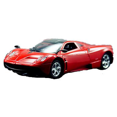 Terugtrekvoertuigen Racewagen Speeltjes Speeltjes Metaal Stuks Niet gespecificeerd Geschenk