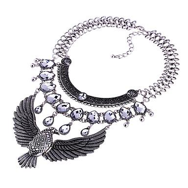 Damskie Warstwy Naszyjniki Postarzane Osobiste euroamerykańskiej Biżuteria Na Ślub Impreza 1szt