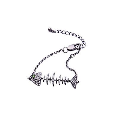 Kadın's Zincir & Halka Bileklikler Moda alaşım Animal Shape Mücevher Için Özel Anlar Yılbaşı Hediyeleri 1pc