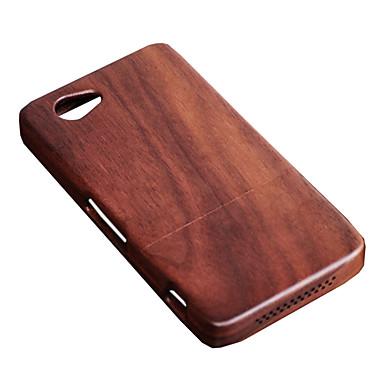 Cornmi pentru sony xperia z1mini d5503 z1 compact z1min lemn de trandafir lemn de nuc lemn tare capac din spate